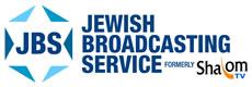Jewish Broadcasting Service Logo